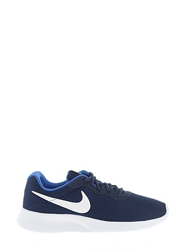 Nike Erkek Lacivert Sneakers 812654 - 414 Tanjun Lacivert